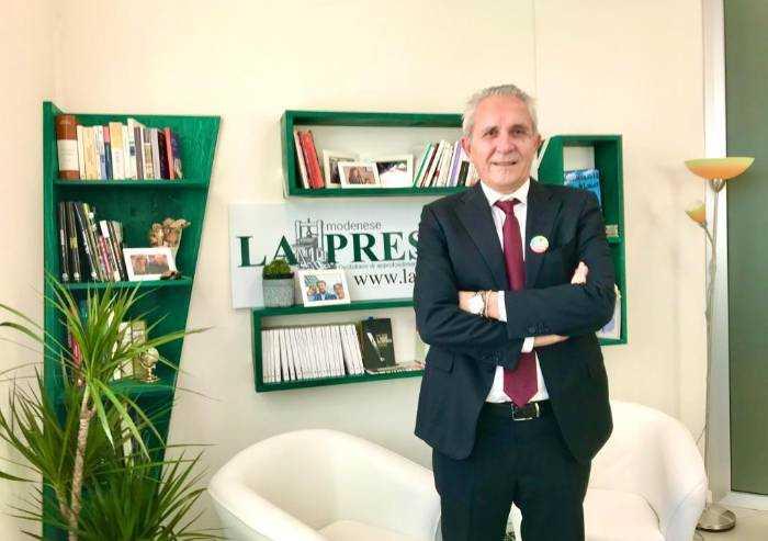 Sotto La Pressa con Paolo Trande: 'Sostegno da sinistra a Bonaccini'