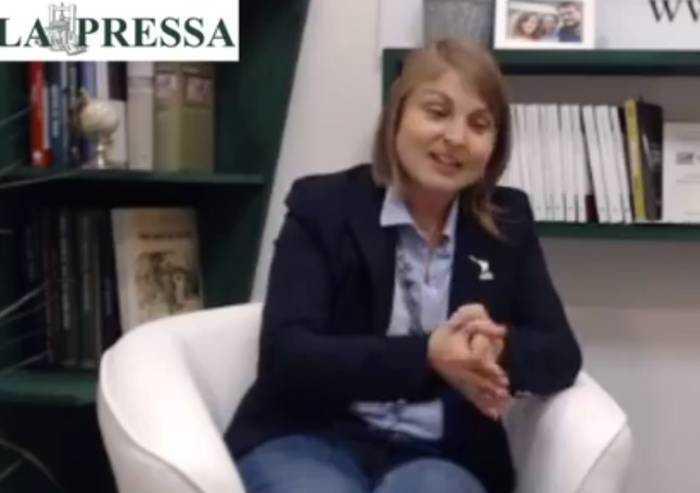 Sotto La Pressa con Simona Magnani: 'La Montagna al centro'