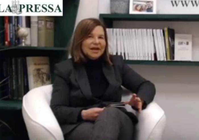 Sotto La Pressa, Rosanna Righini: 'Miglioreremo la Regione'