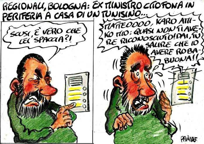 Salvini suona i campanelli. Ecco la risposta...