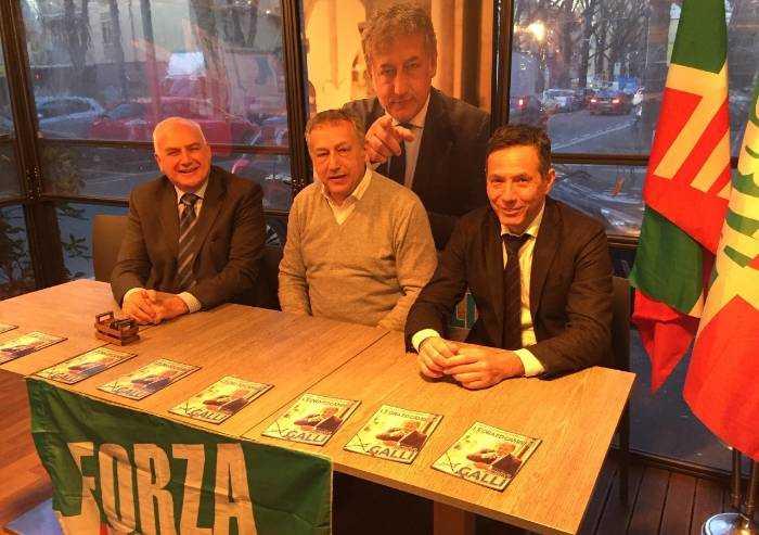 'Bonaccini cena con Bottura, noi in pizzeria con gente viale Gramsci'