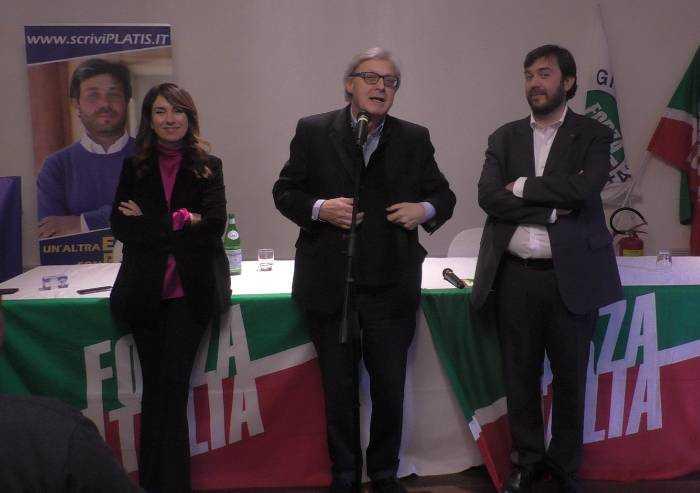Sgarbi: 'Questa regione è grande con o senza Bonaccini'