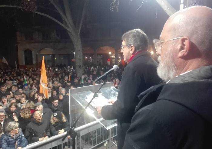 Muzzarelli: 'Salvini semina odio, fascistizza la nostra terra ed è un gran contaballe'