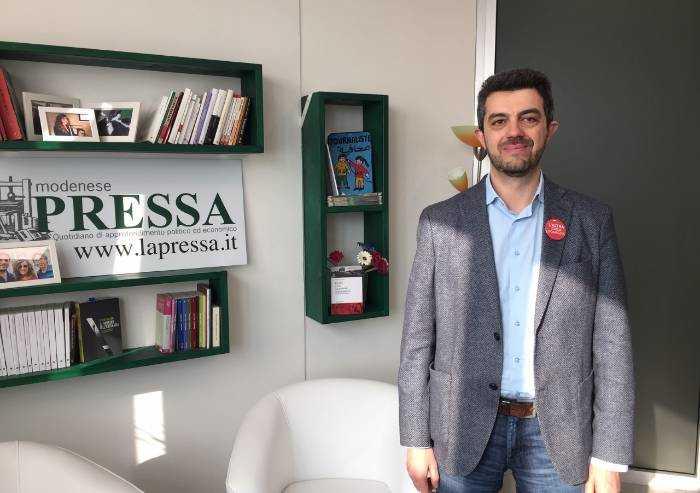 Sotto La Pressa, Lugli (Altra Emilia Romagna): 'Liberiamoci da mafie'