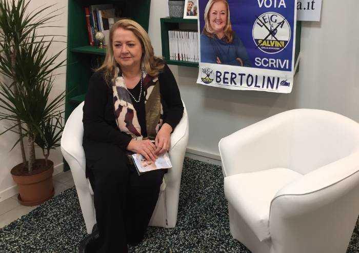 Sotto La Pressa con la Bertolini: 'Così liberiamo l'Emilia Romagna dalla cappa del Sistema'