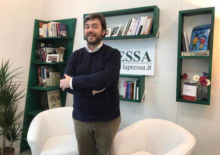 Sotto La Pressa, Platis (FI): 'Su scandalo affidi non molleremo'