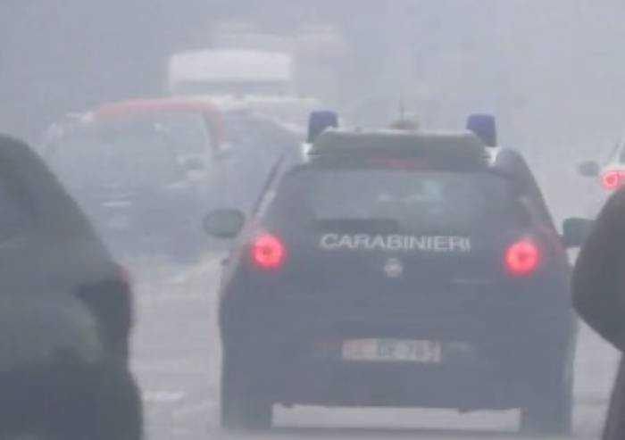 Aggredisce i Carabinieri: spacciatore arrestato in via Costa
