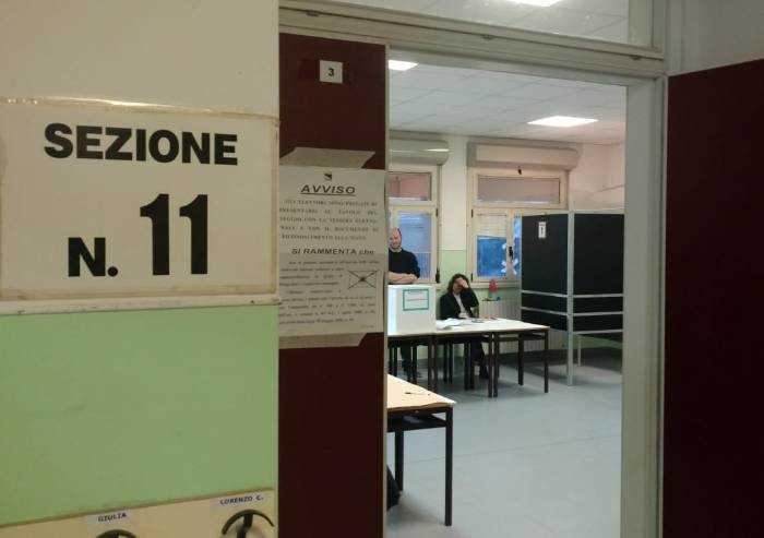 Emilia Romagna, si vota fino alle 23: alle urne 3,5 milioni di elettori