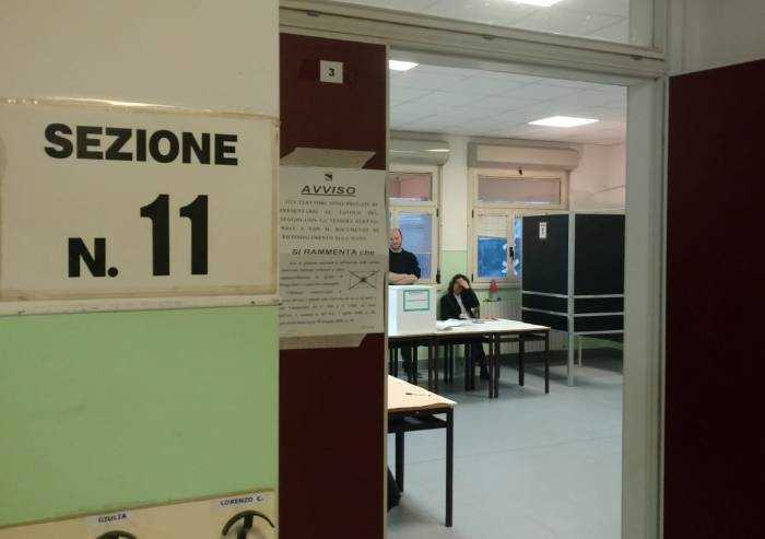 Elezioni: ha votato il 68,47%, affluenza boom