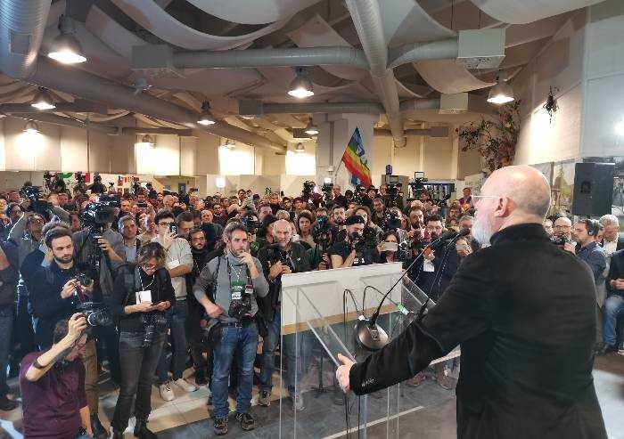 Elezioni, sindacati festeggiano Bonaccini: 'Vittoria della democrazia'