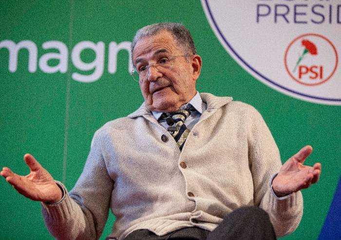 Prodi: 'Ora Zingaretti spalanchi le porte del Pd'