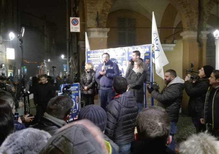 Salvini, festa del ringraziamento sabato a Vignola