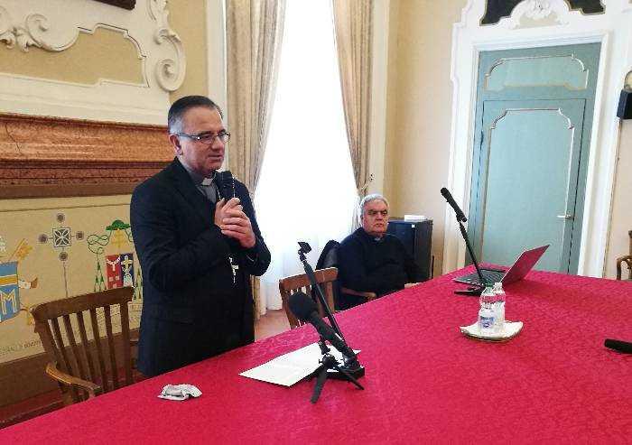 San Geminiano, il messaggio del vescovo: 'Custode di mio fratello'