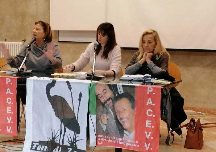 Serata Donne contro la mafia, ma l'articolo che racconta l'incontro viene cancellato