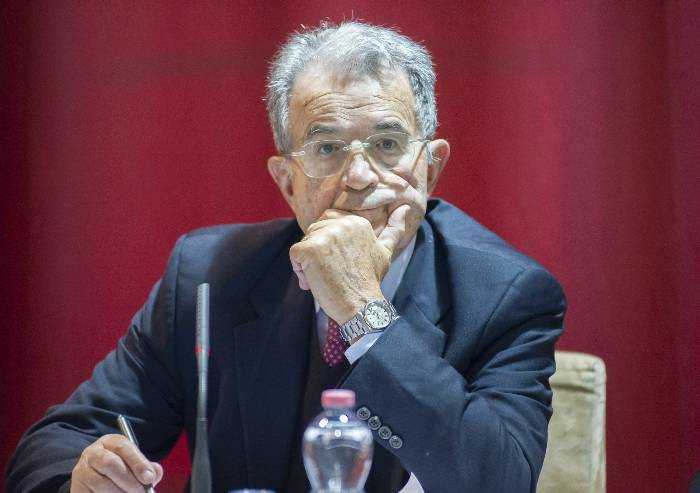 Prodi: 'Con un candidato civico Salvini avrebbe vinto, il PD cambi'