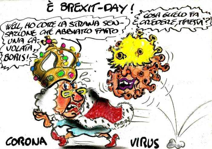 Brexit day