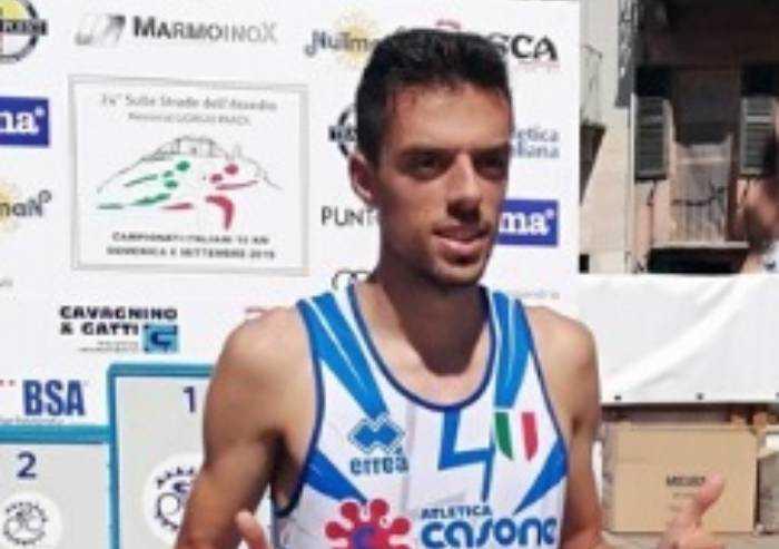 Corrida di San Geminiamo: con Pasquale la vittoria riparla italiano