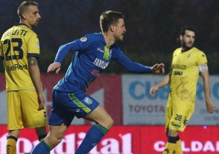 Serie C: il Modena crolla a Salò, brivido Carpi a Rimini