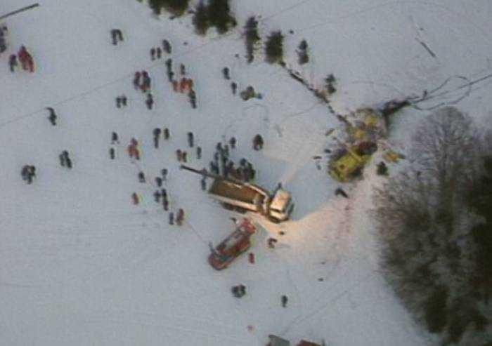 Il 3 febbraio del 1998 la strage del Cermis