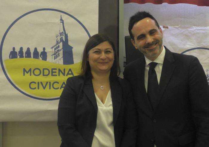 'Modena solidale, esperienza bella ma finita, ora c'è Modena Civica'
