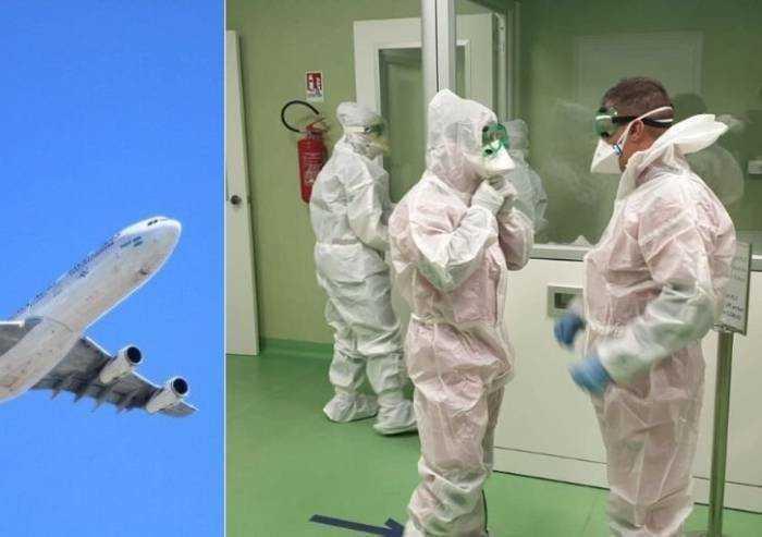 Coronavirus, primo caso 'italiano': è uno dei tecnici in quarantena