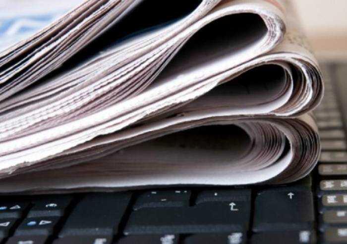 Emilia Romagna, redazione Ansa dice addio a mazzetta dei giornali di carta