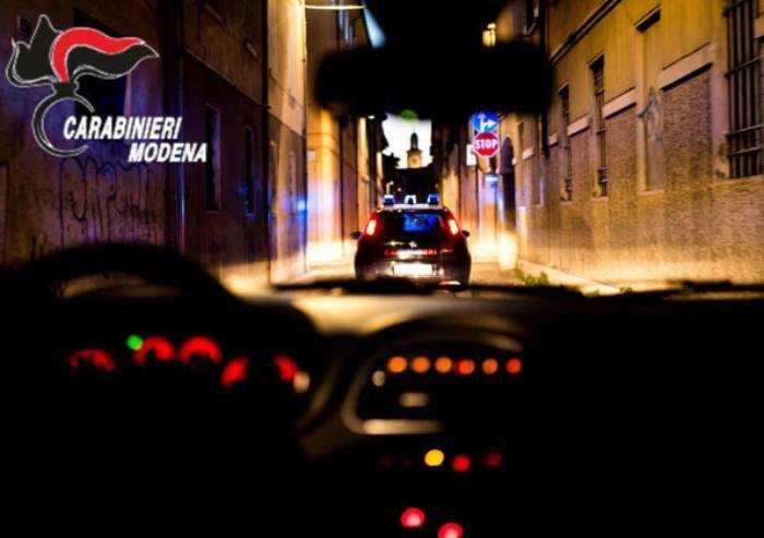 Spilamberto, italiana 40enne arrestata per tentata rapina a un 87enne
