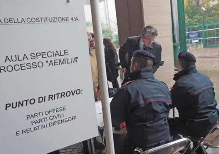 Aemilia, domani parte i processo di appello a Bologna