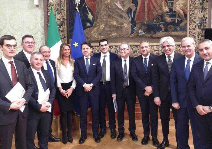 Province italiane, ieri delegazione da Conte: le richieste di Tomei