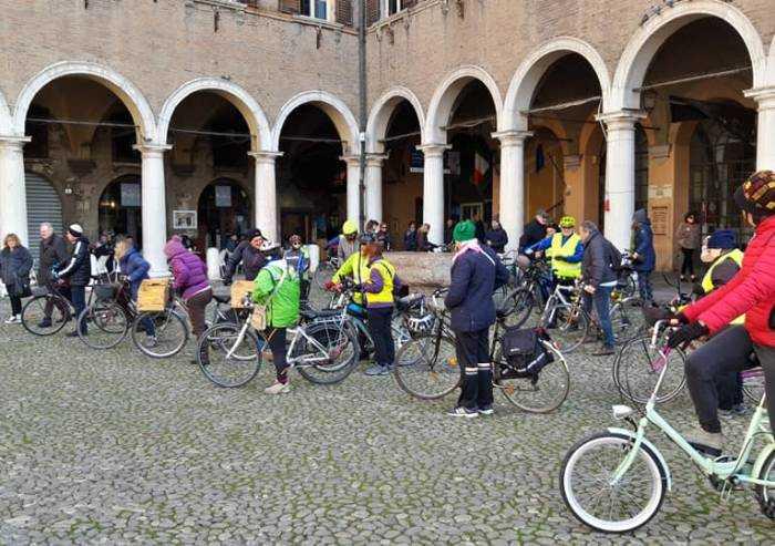 Una domenica speciale con la Fiab: le bellezze di Modena in bicicletta