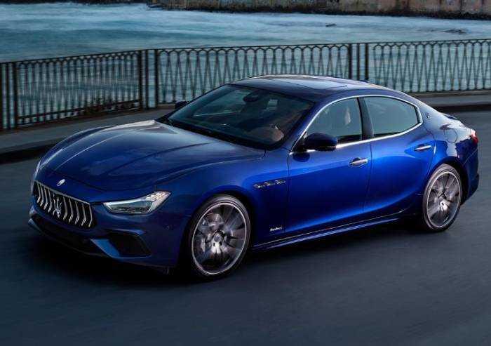 Ibride e 100% elettriche: ecco i piani di Maserati