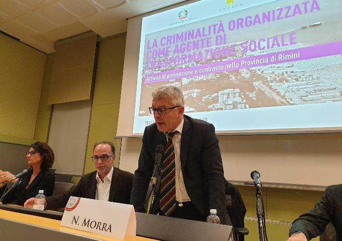 Morra: 'In Emilia Romagna mafia è radicata ma non lo si vuole capire'
