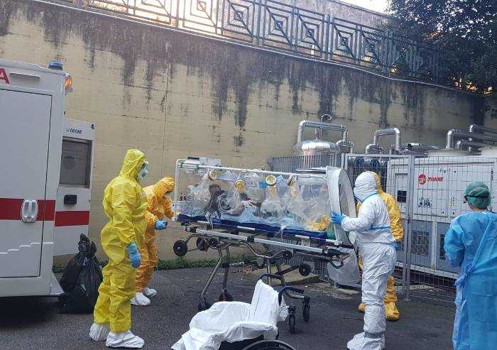 Coronavirus, Niccolò è arrivato in Italia. Ricoverato in isolamento