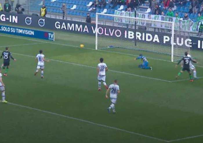 Gervinho fa la festa al Sassuolo: 0-1 al Mapei