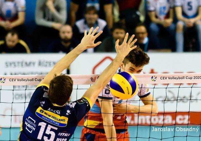 Leo Shoes Modena sbanca anche Trento: 3-1 il finale