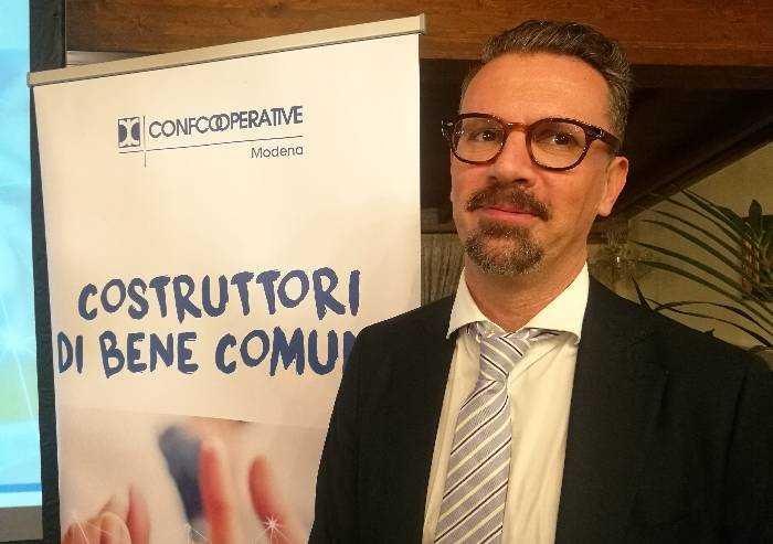 Confcooperative Modena, Carlo Piccinini confermato presidente