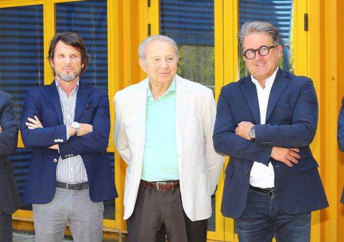 Modena Calcio, Stone Island verso l'affiancamento a Sghedoni
