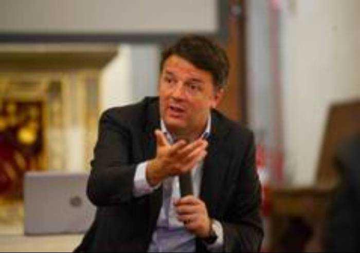 Renzi: 'Se il governo non cambia, sfiducia a Bonafede'