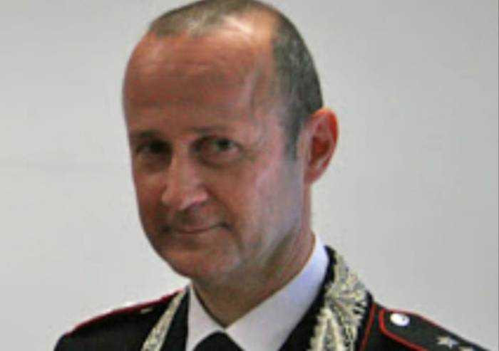 Carabinieri, il tenente colonnello Nencioni promosso a Pistoia