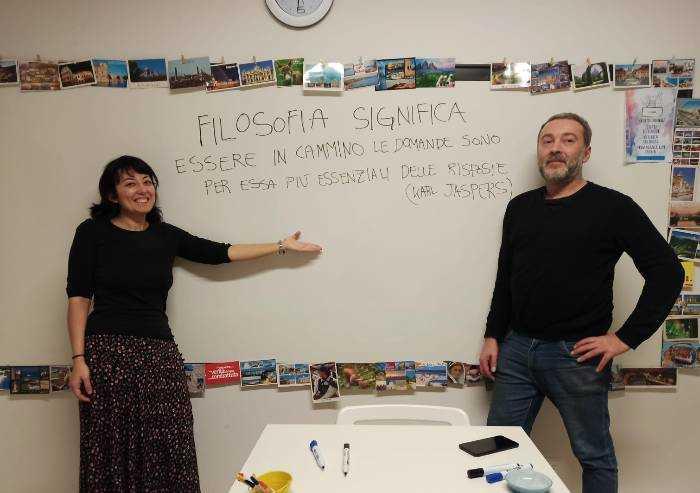 Laura e il suo 'Cassetto culturale': 1000 corsi +1 in quel di Modena