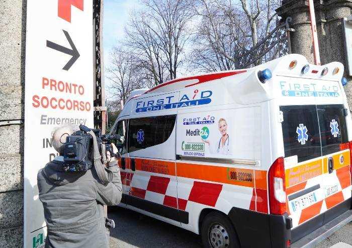 Coronavirus, sesto morto in Italia: un 80enne di Milano