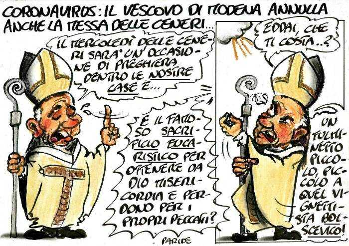 Messe annullate... Andate in Pace