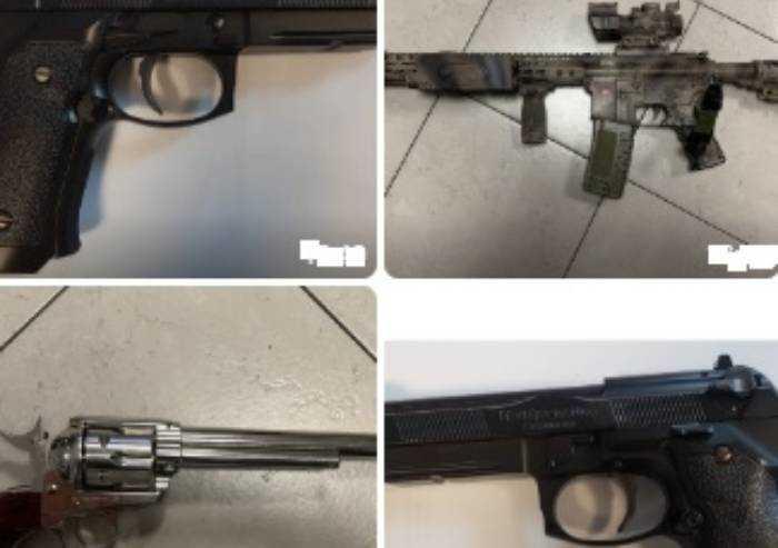 Bloccata la 'Glock gang' di Piazza Roma