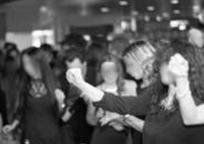 Intrattenimento danzante abusivo ai tempi del coronavirus