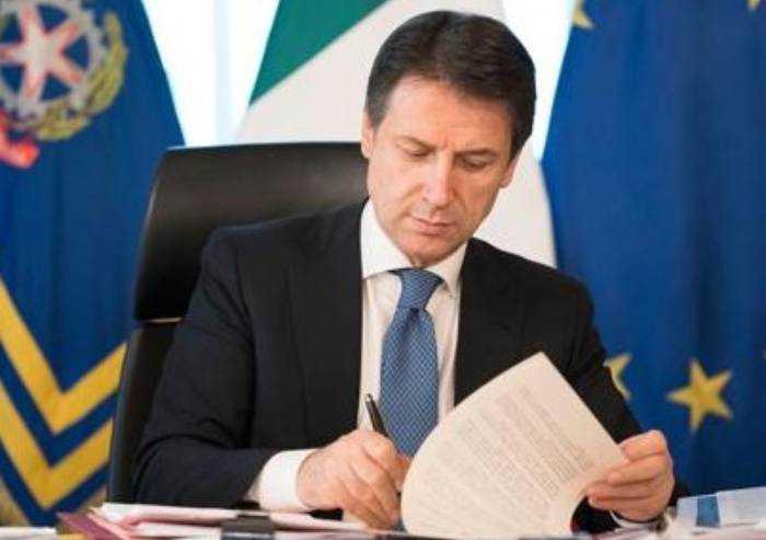 Il testo del decreto firmato: le limitazioni fino al 3 aprile