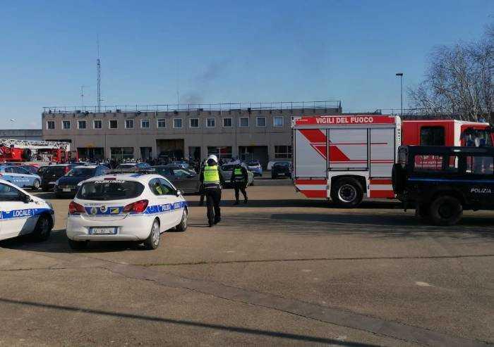 Allarme coronavirus, rivolta nel carcere a Modena: incendio e paura