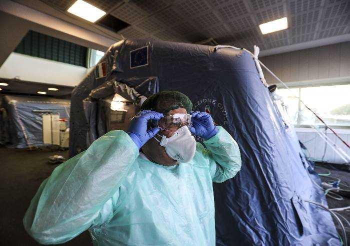Coronavirus, bilancio ancora tragico: oggi 33 morti in Emilia Romagna