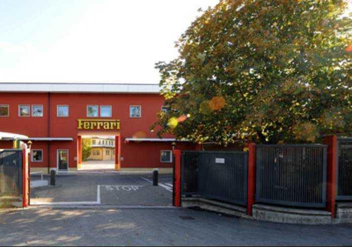Coronavirus, la Ferrari chiude due settimane stabilimento di Maranello