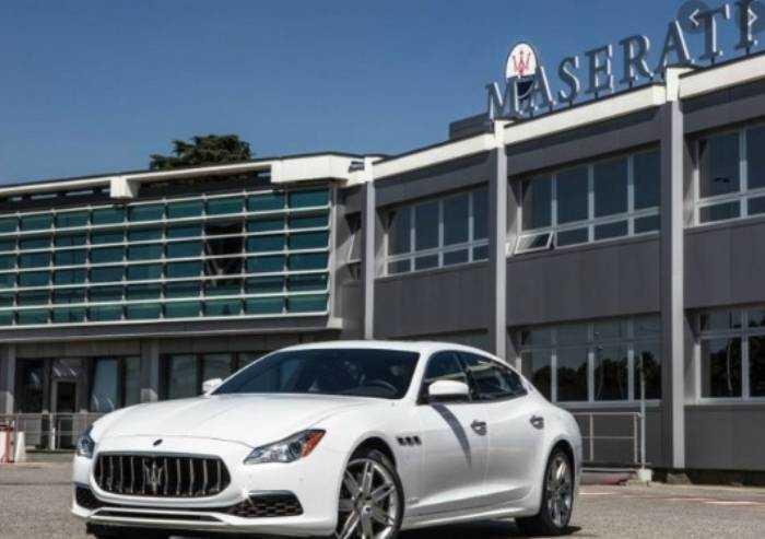 FCA chiude stabilimenti in europa: stop anche a Maserati Modena