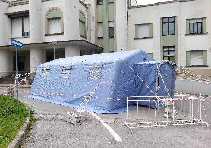 Spiragli di luce, virus pare frenare: a Modena 20 nuovi casi, 3 morti